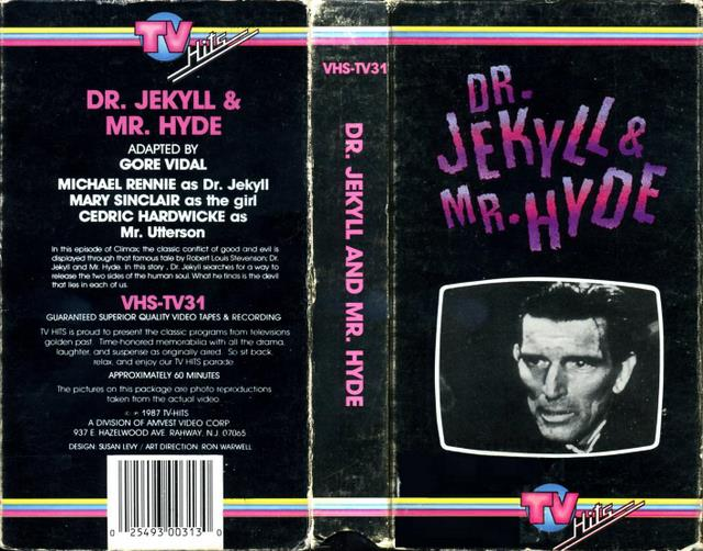 dr jekyll and mr hyde and the duality of the human mind
